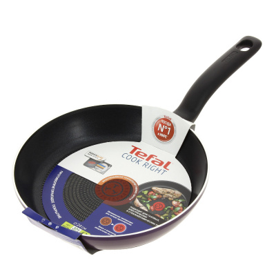 Сковорода Cook Right Tefal, 24 см 000000000001162170