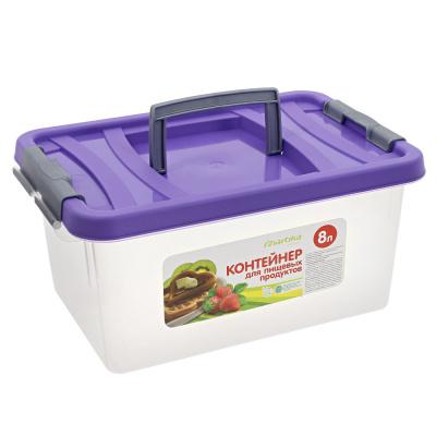 Контейнер для пищевых продуктов, 8л, купить в интернет магазине Посуда Центр | Артикул 000000000001015956