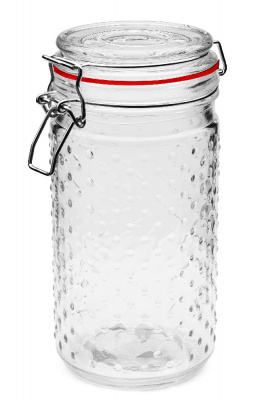 Банка с крышкой APOLLO 1000мл стекло BNK-02, купить в интернет магазине Посуда Центр | Артикул 000000000001200976